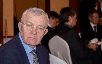 Mr. Alexander Kudryavtsev, Chairman of the Council of RARF
