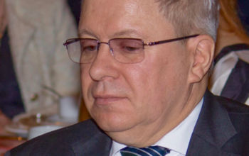Mr. Alexander Torshin, Stats-Secretary - Deputy Chairman of the Bank of Russia